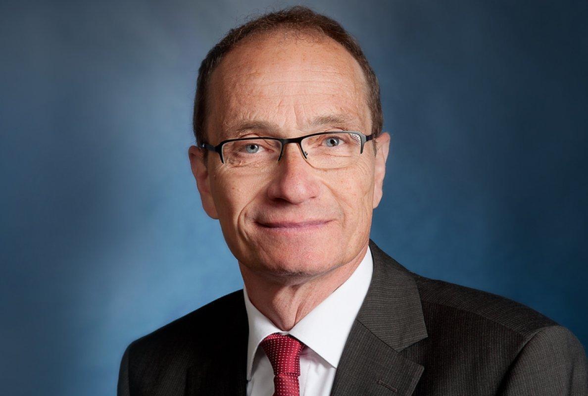 SANY Europe Ronald Ziegler, Sales Director Excavator