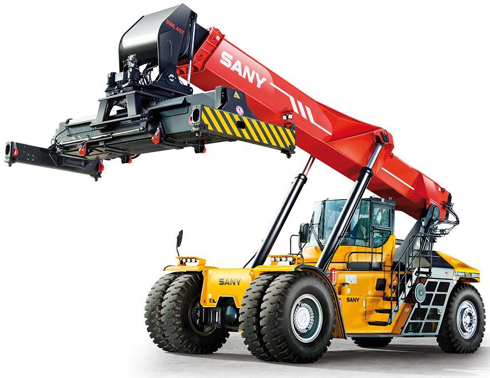 SANY SRSC4535G Reachstacker