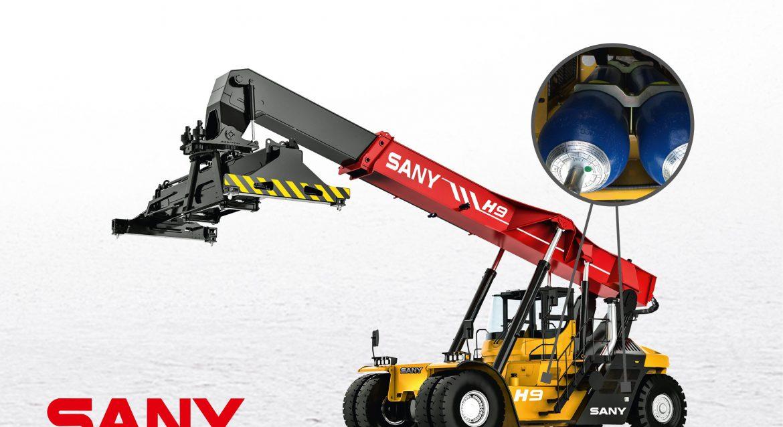 Reachstacker Sany SRSC45H9