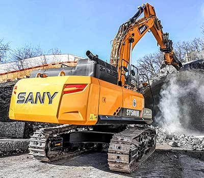 SANY Europe Baumaschinen SY500H