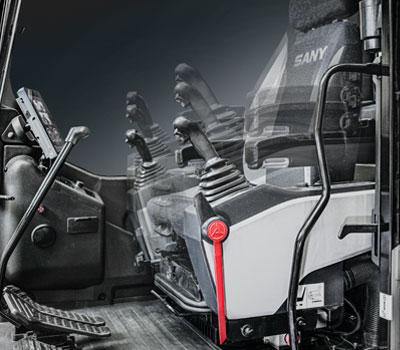 SANY Europe Baumaschinen SY305C
